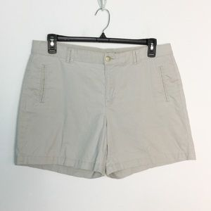 Dockers 14 Khakis Chinos Shorts Stretch Waistband